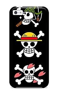 Cute Appearance Cover/tpu WSHrnso7838lTZoE Mugiwara One Piece Case For Iphone 5c
