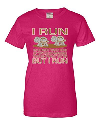 Womens Slower Stampeding Turtles T Shirt product image