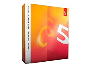 Adobe Creative Suite 5 Design Premium Upgrade from CS4 [Mac][OLD VERSION]