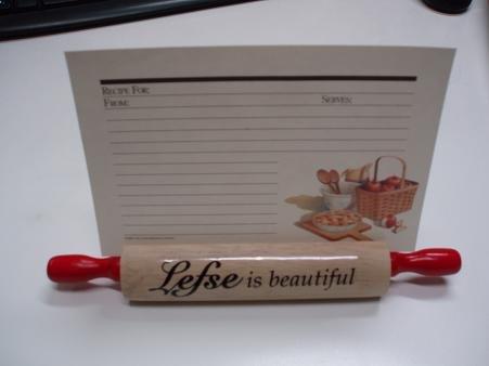 Lesfe Is Beautiful Recipe Holder ()