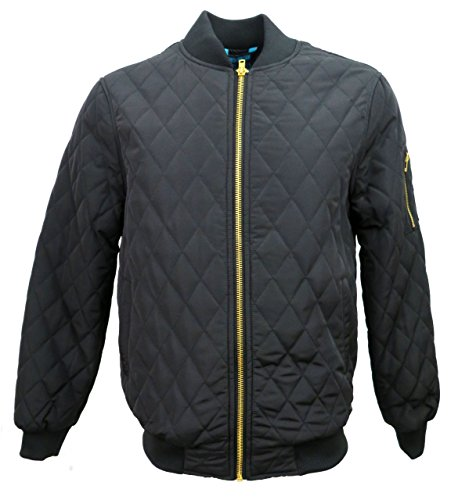 Urban Quilted Jacket - 1