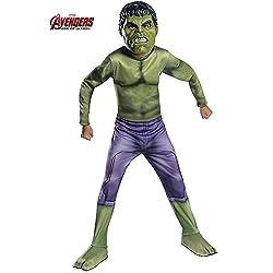 Rubie's Costume Avengers 2 Age of Ultron Child's Hulk...