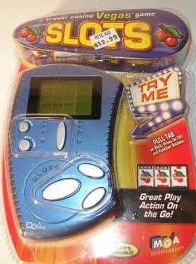 (Travel Vegas(TM) Slots Handheld Game (246695))