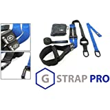 GYMSTUFF G-STRAP PRO (6 COLORS) Home Gym Fitness Trainer BEST QUALITY Resistance Suspension Body Workout Training