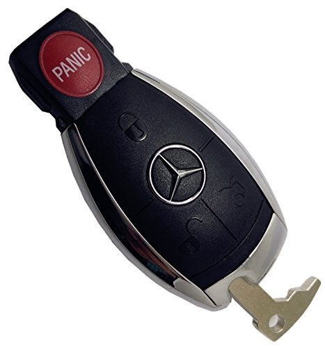 - Replacement Keyless Remote Fob Key Shell Case For Mercedes Benz W203 W210 W211 AMG W204 C E S CLS CLK CLA SLK Classe IYZ3312