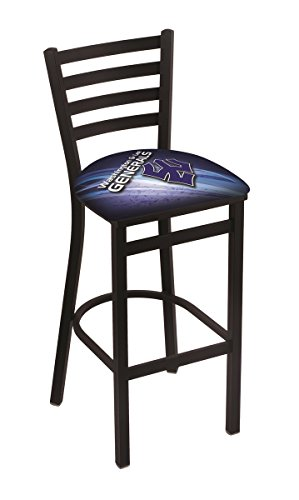 Holland Bar Stool Officially Licensed L004 Washington & Lee University Stationary Bar Stool, 30