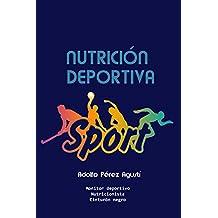 NUTRICIÓN DEPORTIVA (Spanish Edition)