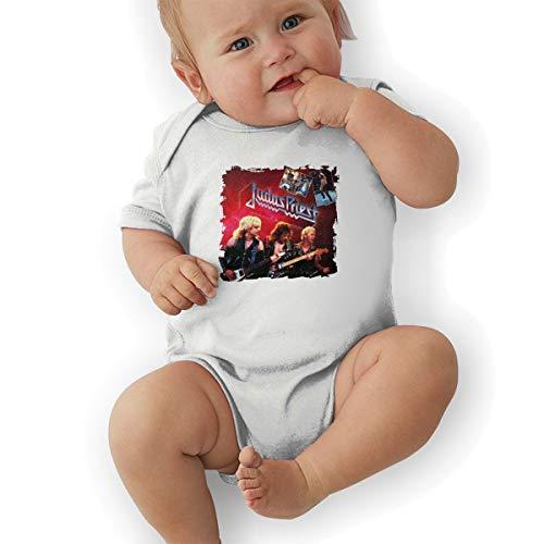 Waterhake Baby Boy Bodysuits, Judas Priest Best Baby Bodysuit Baby Clothes White ()