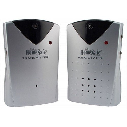 Homesafe Safety Beam Laser Motion Detector Sensor & Alert (Photo Beam Eye)