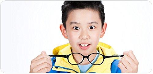 1e5827c9e42 Amazon.com  Tomato Glasses Frame Specialized for Kids (TKAC1)   non-slip