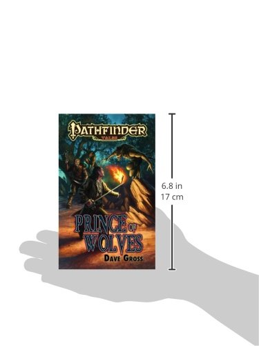 Pathfinder Tales: Prince of Wolves: Dave Gross ...