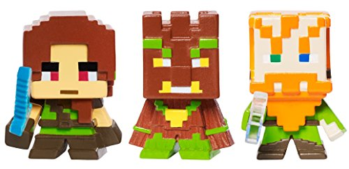 Minecraft Biome Settlers Series Forest Mini Figure (3 (Characters That Start With M)