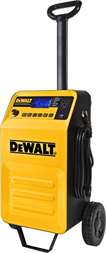 DEWALT DXAEC210 70 Amp Rolling Battery Charger with 210