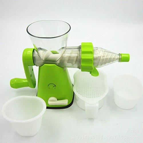 Cuisine Multifonction Juicer Manuel Juicer Main,Green-AllCode