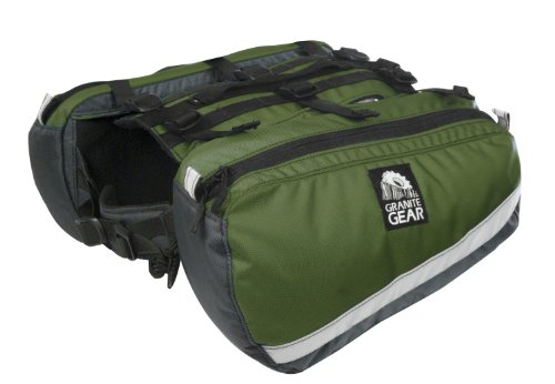 Granite Gear Alpha Dog Pack (Cactus/Slate, Medium), Outdoor Stuffs