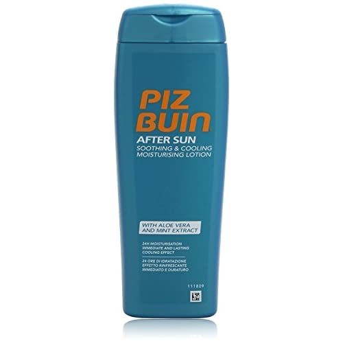 2 x Piz Buin After Sun Soothing & Cooling Moisturising Lotion 200ml