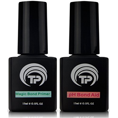 The combination of pH and adhesion plus. pH Bond Aid and Magic Bond Primer 15ml per bottle. (1 pack)