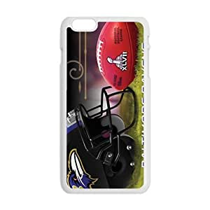 linJUN FENGSuper Bowl XLVII baltimore ravens Cell Phone Case for iPhone plus 6