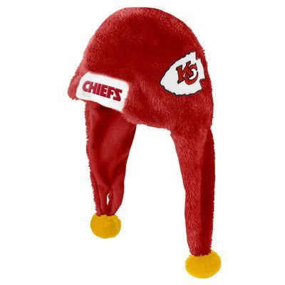 Kansas City Chiefs Helmet Dangle Hat – Football Theme Hats 1091306f9cb7