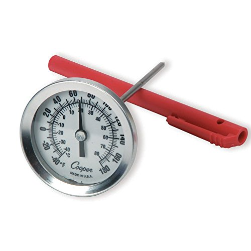 Cooper-Atkins-2236-02-1-Stainless-Steel-Bi-Metals-Test-Thermometer-2-Dial-Size-5-Stem-Length