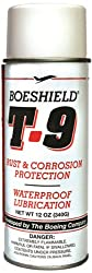 Boeshield T-9 Waterproof Lubrication 12 Oz Aerosol
