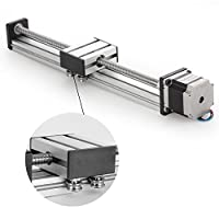 400mm Travel Length Linear Stage Actuator DIY CNC Router Parts X Y Z Linear Rail Guide Sfu1605 Nema23 Stepper Motor By Beauty Star from Beauty Star
