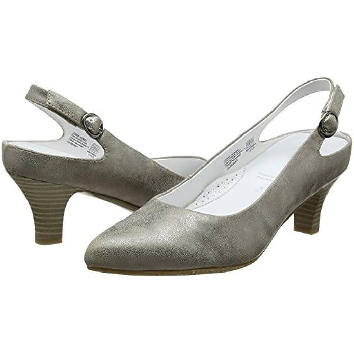 Gerry Weber Caravella 02 Scarpe Col Tacco Con Cinturino Dietro La Caviglia Donna