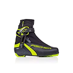 If comfort and solid performance at a reasonable price is what you're after, the Fischer RC5 Skate boot is the one. A new fit and slimmer profile improves efficiency and eliminates weight. Insulation and the breathable Triple-F membrane keep ...