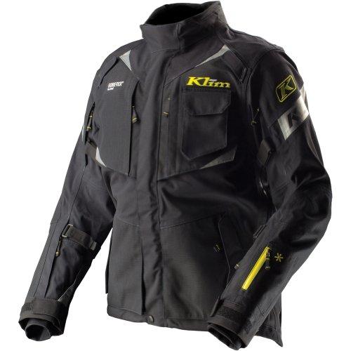 Klim Badlands Pro Mens Dirt Bike Motorcycle Jackets - Black / 2X-Large