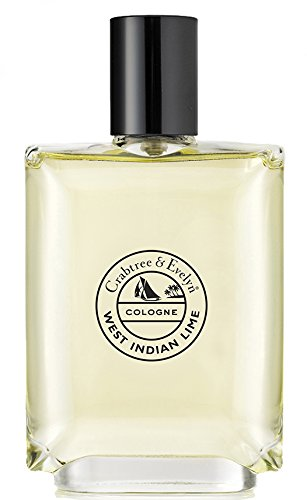 Crabtree & Evelyn Cologne, West Indian Lime, 3.4 fl. oz.