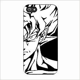 Dragon Ball Z Wallpapers Goku Case Iphone 5 5s U0i6hl Amazon Co
