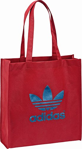 blue Tote red Bag adidas Trefoil qC0w6