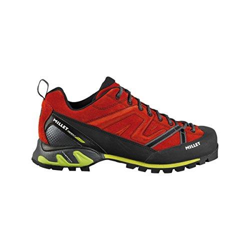 MILLET Trident Guide - Zapatillas de deporte para hombre - rojo