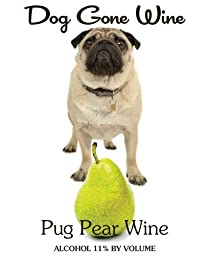 NV Honeywood Winery Pug Pear Fruit Wine 750 mL