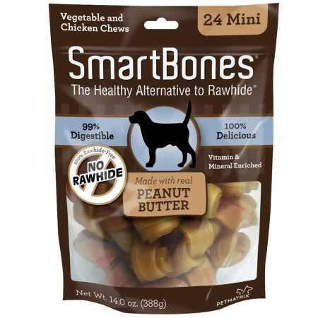 SmartBones Mini Peanut Butter