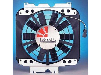"Price comparison product image Flex-a-lite 125 '92-'00 Honda Civic 12"" Electric Puller Fan"