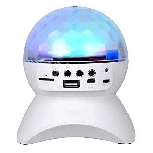 SXWH LED Crystal Magic Ball Rotating Light Stage