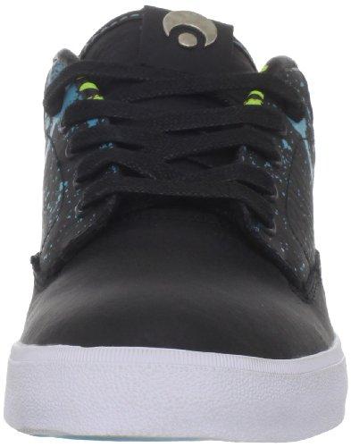 Osiris Mens Chaveta Skate Shoe Black/Tag/Risk uHPEl