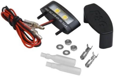 R G Hintere Led Kennzeichenbeleuchtung La0002 Auto