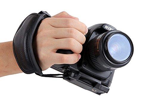 Techlife Grip Wrist Strap DSLR Camera for Nikon/Canon/Sony/Pantex (B07463B2DK) Amazon Price History, Amazon Price Tracker