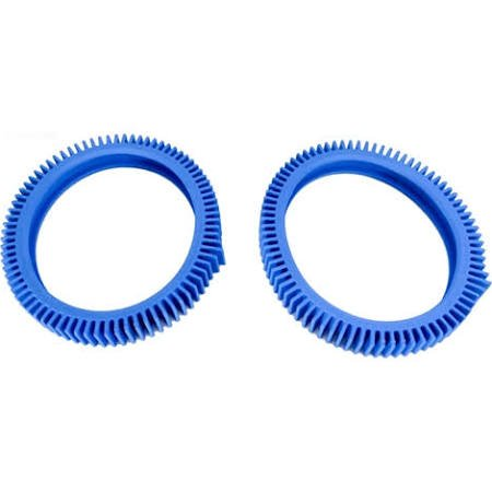 The Pool Cleaner Front Tires, Blue (Package of 2) ()