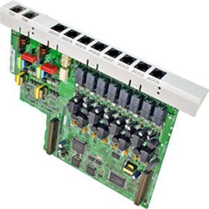 Panasonic Business Telephones-2 x 8 Expansion Card by Panasonic