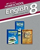 Homeschool English 8 Curriculum/Lesson Plans