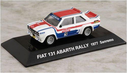 1/64 フィアット 131 アバルトラリー 1977 サンレモ 「ラリーカーコレクション」