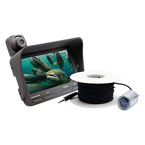 - Whitesbout Visual Fish Finder Fishing Camera HD Night Fishing Waterproof Available Wired