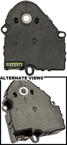 Gmc Safari Heater - APDTY 715211 Auxiliary Air Blend Door Actuator Fits Select 1991-2012 Buick / Cadillac / Chevrolet / GMC / Mack / Oldsmobile / Pontiac (See Description; Replaces 16124922, 89018356, 3543H2470)