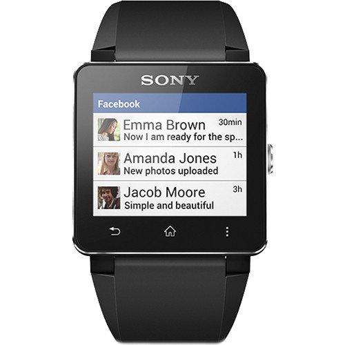 Sony SmartWatch 2 SW2 Reloj Inteligente Negro LCD 4,06 cm (1.6 ...