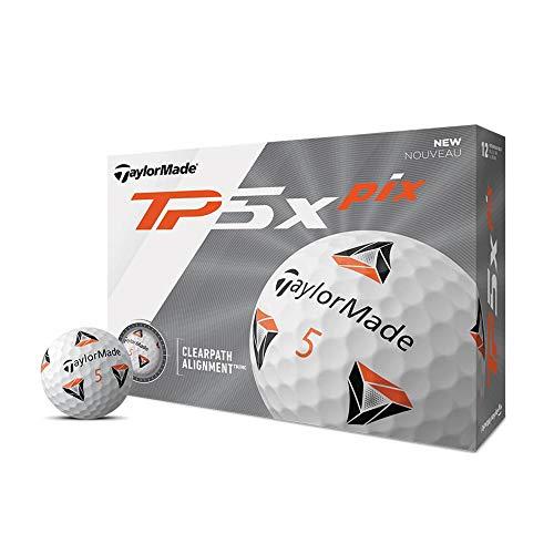 [골프공] 2020 테일러메이드 TP5x pix 골프 볼 1다스 US사양