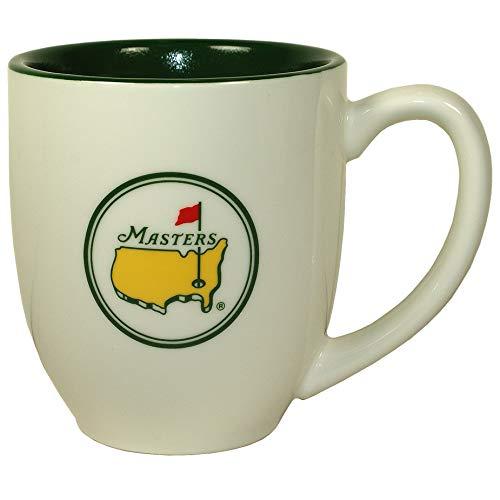 Authentic Masters White Ceramic Coffee Mug