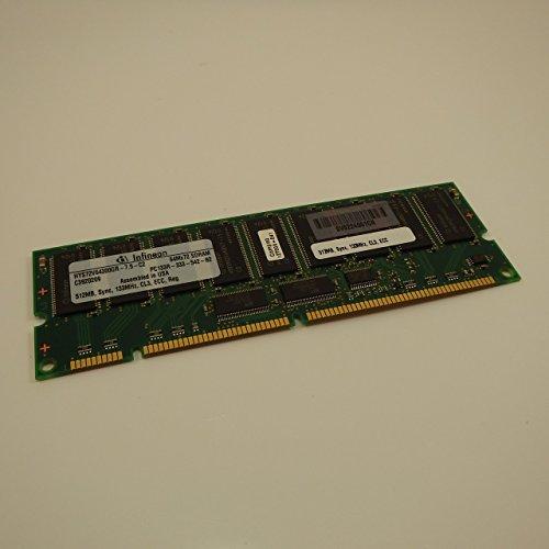 HP Compaq 2GB 4 x 512MB PC133 CL3 ECC Registered Server Memory Kit 127006-041 Cl3 Ecc Sdram Memory